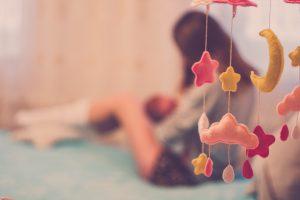 preparing for newborn single mom