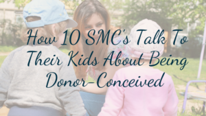 SMC discuss donor-conceived